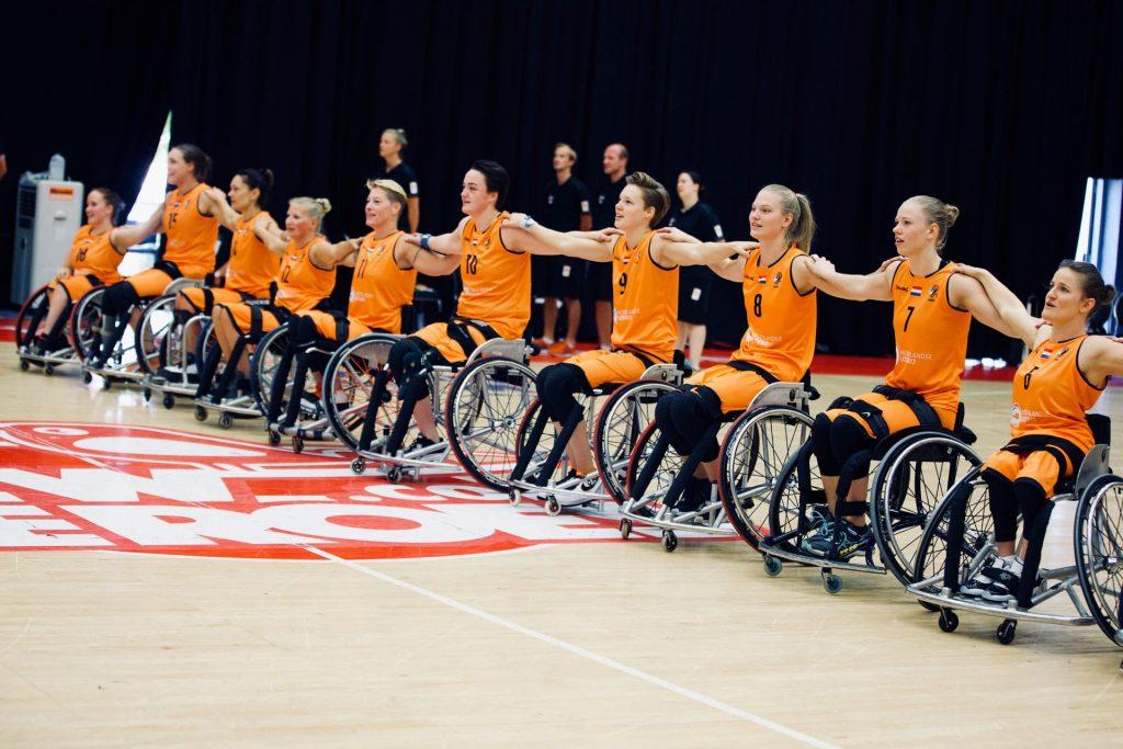 Nederlandse damesteam
