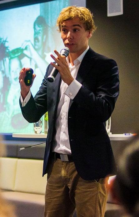 Toine Klerks - directeur stichting BEN