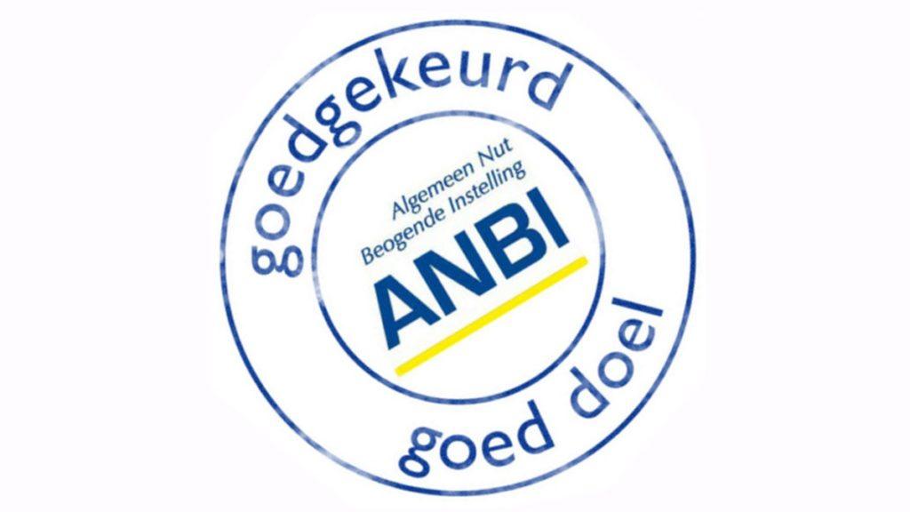 ANBI goedgekeurd goed doel