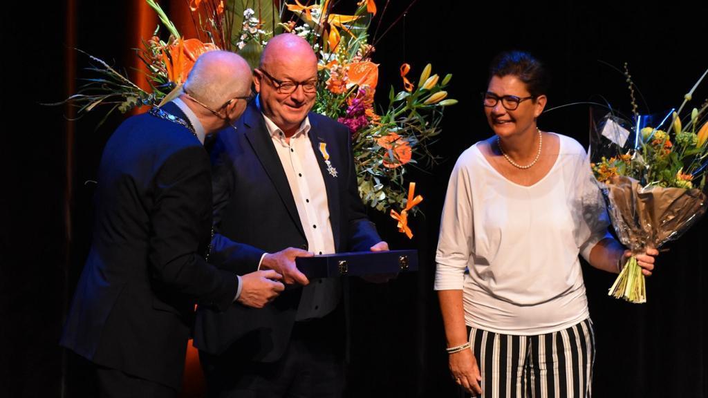 BEN-voorzitter Wim Steen geridderd in Orde van Oranje Nassau