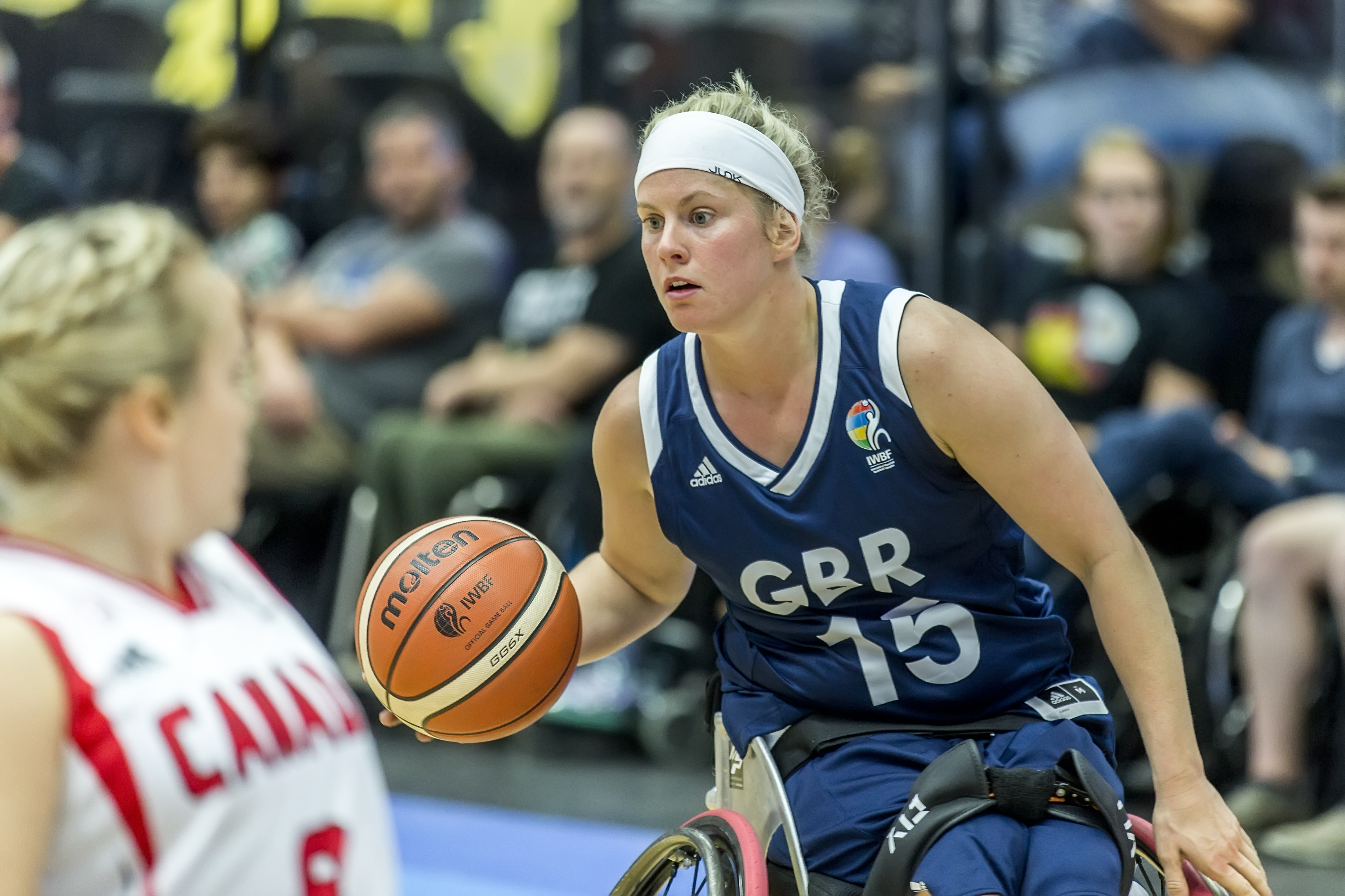 Robyn Love (GB): 'Good opportunity for the women's tournament to be its own entity'