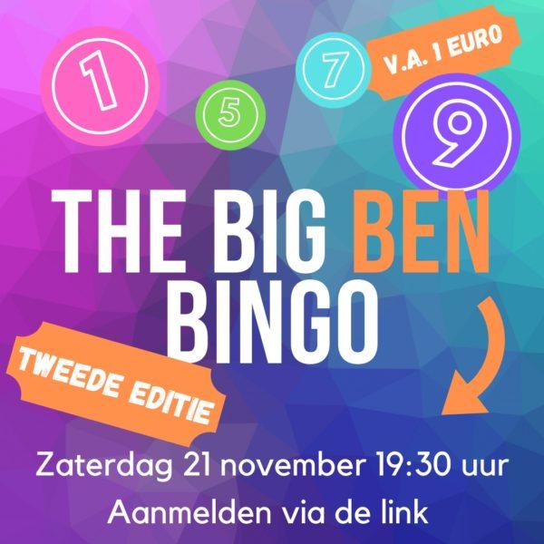 Big Ben BINGO