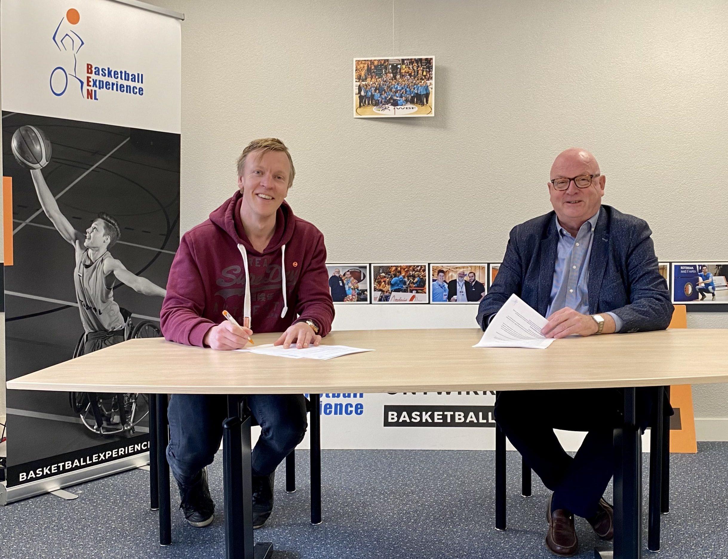Paul Toes en stichting BEN versterken de sportwereld nu officieel samen